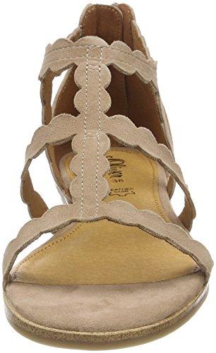S.oliver Dames 28117 Romeinse Sandalen Roze (oudroze)