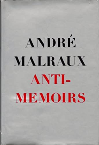 Image result for anti-memoirs