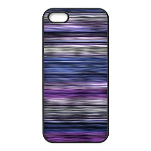 Simple line pattern Phone Case for iPhone 5S(TPU)
