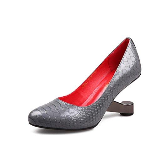 QPYC de tac de mujer Zapatos rtS86qr