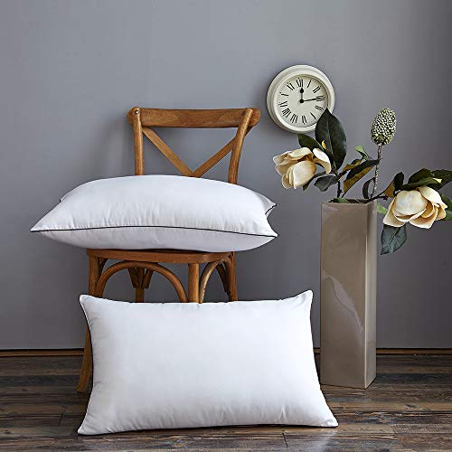 for for Side and Sleeper Hotel Pillows Down Sleeping Pillows Soft Plush Size