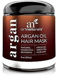 ArtNaturals Argan Oil Hair Mask - (8 Oz/226g) - Deep...