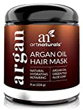 Best Hair Treatment With Argans - ArtNaturals Argan Oil Hair Mask - Deep Conditioner Review