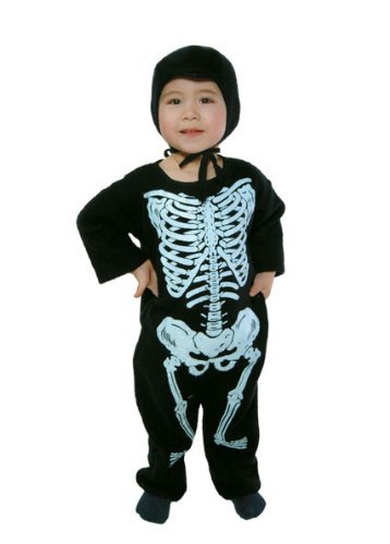 Lil Bones - Pajama Infant Costume by RG Costumes