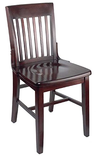 Holsag Henry Schoolhouse Chair, Oak
