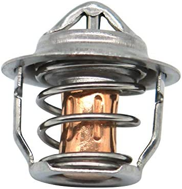 Notonmek Thermostat 19434-73014 19434-73013 Fits For Kubota B1700 B21 B2100 B2320 B2400 B2410 B2620 B2630 B2710 B2910 B2920 B3030 D902 D905 D1100 D1005 D1402-DI D1102 B3200 B7500 B7510 RTV1100 RTV1140