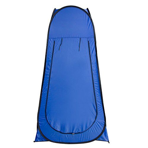 Zipper Changing Room Toilet Shower Fishing Camping Dressing Bathroom Tent
