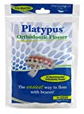 Platypus Orthodontic Flosser 30-Count Bag, Pack of 2