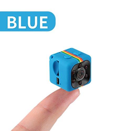 ROPALIA Mini Camera HD 1080P Night Vision Camera Car DVR Infrared Recorder Support TF Card DV Camera