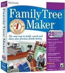 ENCORE Family Tree Maker 11.2 Collector's Edition