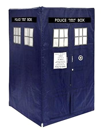 Doctor Who Extendable 60 Tardis Tent  sc 1 st  Amazon.com & Amazon.com: Doctor Who Extendable 60 Tardis Tent: Toys u0026 Games