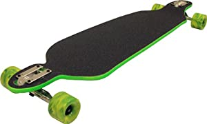 Green Double Drop Longboard Review
