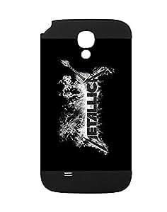 Fashionable Samsung Galaxy S4 (I9500) Fundas/Case for Girl , Samsung Galaxy S4 Phone Fundas/Case Metallica Band Logo Super Slim - Galaxy S4 Fundas/Case Motomo