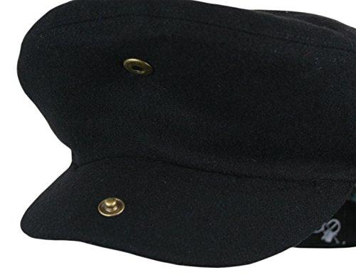 b2c6c218c0c Epoch Hats Men s Premium Wool Blend Classic Flat Ivy Newsboy Collection Hat  - Exclusive Products