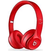Beats Solo2 Wireless On-Ear Headphone - Red (Old Model)