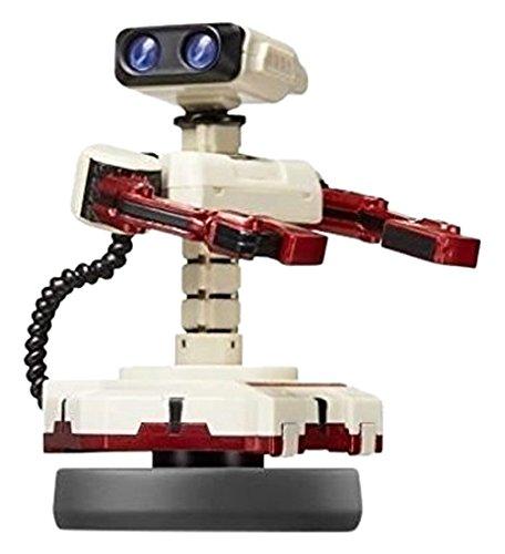 Amazon.com: amiibo Smash R.O.B. Famicon-Farben, Figur: Video Games