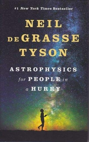 NEIL DEGRASSE TYSON signed autographed 1st Edition BOOK