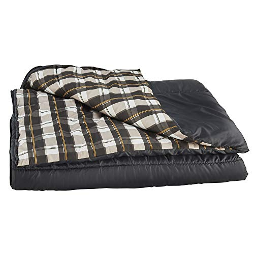 Insta-Bed 6 Piece Bedding for Queen Sized Airbed – Camping & Indoor Use, Gray