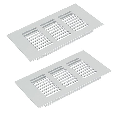louvered grill - 2