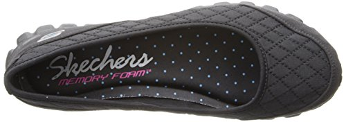 Skechers Ez Flex 2 - Spruced-up, Damen Pumps Black / Black