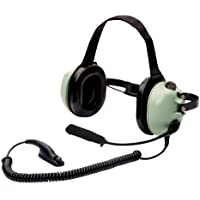 David Clark Behind-The-Head Dual Muff Headset Model H6240-51