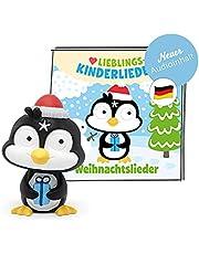 tonies Luisterfiguren voor Toniebox, favoriete kinderliedjes – kerstliedjes, kinderliedjes vanaf 3 jaar, speeltijd ca. 54 minuten