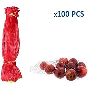 "Mesh produce Ear of Corn Corn Bags bags 24/""x36/""  Holds 5 DZ"