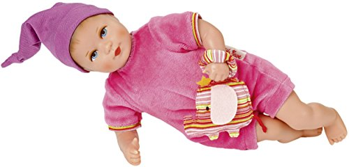 Kathe Kruse - Mini Bambina Doll, (13' Cloth Doll)