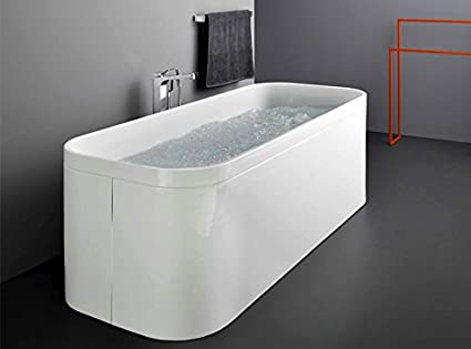Vasche Da Bagno Zucchetti : Vasche da bagno zucchetti kos geo vasca a pavimento idromassaggio