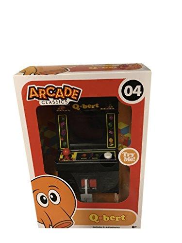 - Qbert Classic Mini Arcade Game
