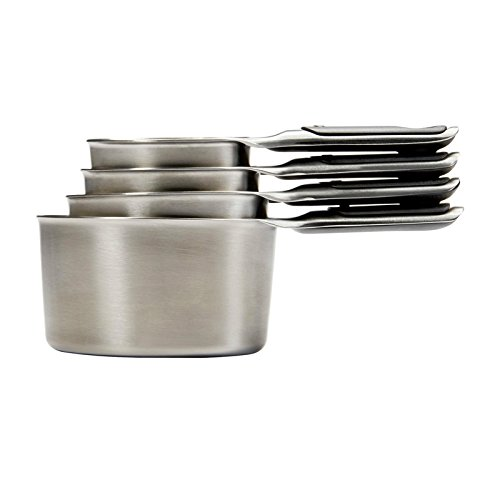 $29.95 OXO Good Grips Measuring Cups and Spoons Set, Stainless Steel