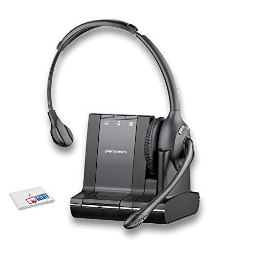 Plantronics Savi W710 Multi Device Wireless Headset System (Best Wireless Headset For Lync)