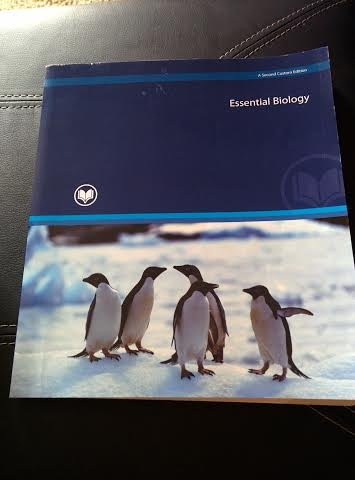 Essential Biology (Fourth Edition)