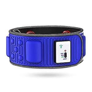 Slimming Belt Electric Vibrating Slimming Belt Electric Weight Lose Magnet Belt Massage Waist Slimming Exercisewaist/Back/Buttocks/arms/Legs/Thighs/Shoulders/Belly Fat Burning