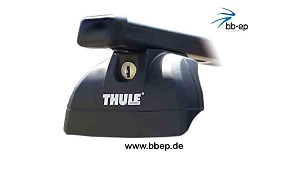 Thule Acero Baca 90433877 Sistema completo con candado para ...