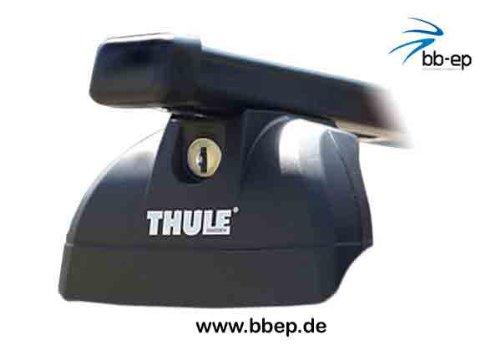 Gewinde THULE Premium Dachtr/äger f/ür Mercedes Benz Vito mit Fixpunkten 4 T/ürer VAN ab Baujahr 2004 bis 2014 im Fahrzeugdach nicht f/ür Fahrzeuge Dachreling geeignet