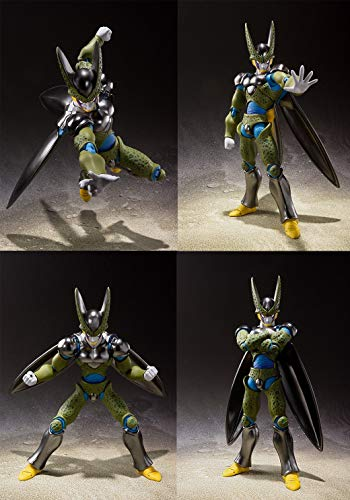 DragonBall Z SDCC 2018 S.H. Figuarts Perfect Cell Exclusive Color Edition