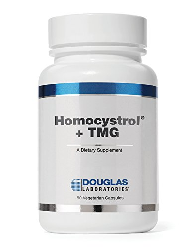 Douglas Laboratories – Homocystrol + TMG – Supports Proper Metabolism of Homocysteine and Methylation* – 90 Capsules