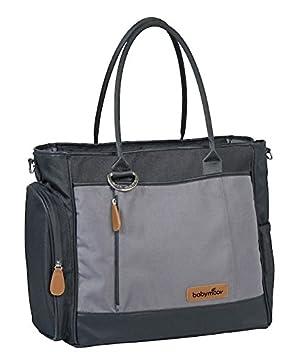 3b0dae87e4 Babymoov Essential Bag Black Sac à Langer Quotidien Complet avec  Bandouilière
