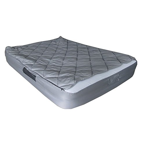 Tahoe Gear Queen Sized Air Mattress Quilted Fitted Sheet Cov