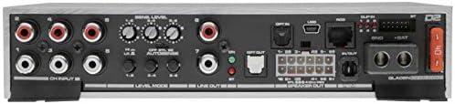 Gladen Mosconi D2 80A 6DSP clase D, 6-canal amplificador con on-board DSP + 2-canal procesado llilac-salidas: Amazon.es: Electrónica