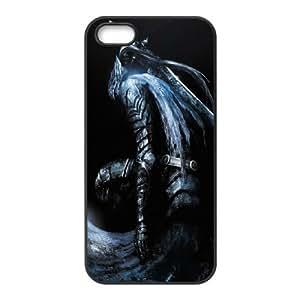 iPhone 5, 5S Phone Case Dark Souls F6K7451