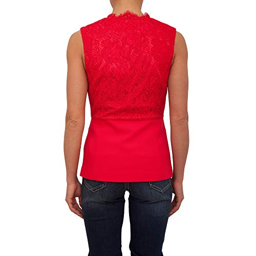 Rosso Marciano 38 Guess Donna Gilet 92g200 8180z AT0AOq