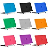 "mCover Hard Shell Case for 11.6"" HP Chromebook 11"