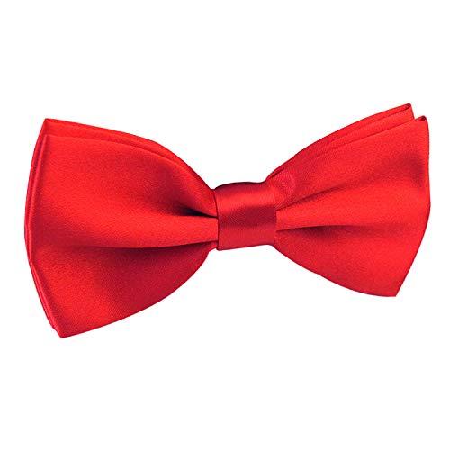 De attachées Les Mode rouge Vacances Hommes Cravates Alizeal Réglables Pour Pré D'arc nEqXzHO