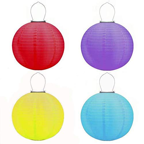 Chinese Lantern Lights Outdoor in US - 8