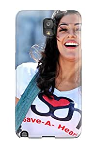 CATHERINE DOYLE's Shop New Style 3998082K86467420 Galaxy Note 3 Case Cover - Slim Fit Tpu Protector Shock Absorbent Case (kajal Agarwal In Baadshah)