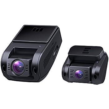 aukey 1080p dash cam with 6 lane 170 wide. Black Bedroom Furniture Sets. Home Design Ideas