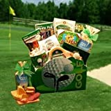 Golf Delights Gift Box with Golf-themed Treats
