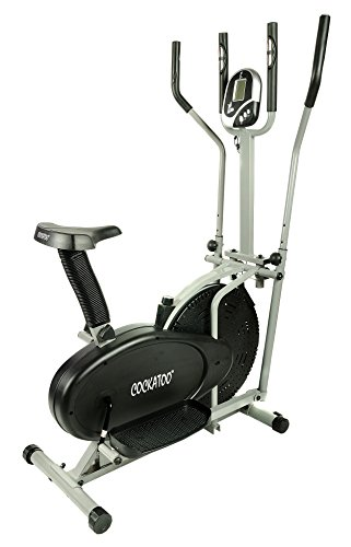 Cockatoo Imported OB-02 Multi-Function Orbitrek, Exercise Bike